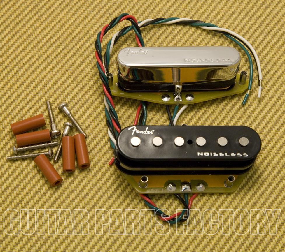Guitar Parts Factory Fender Tele Pickups James Burton Telecaster Wiring Diagram Pickup Set