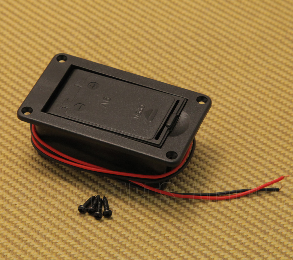 Guitar Parts Factory Battery Boxes Wiring Box