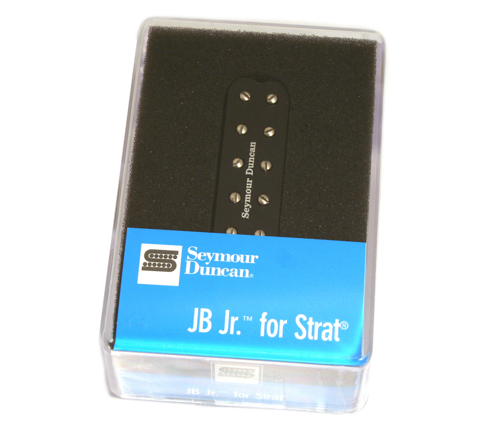 Guitar parts factory seymour duncan sjbj 1jb jr for strat sjbj 1b black seymour duncan jb jr asfbconference2016 Gallery