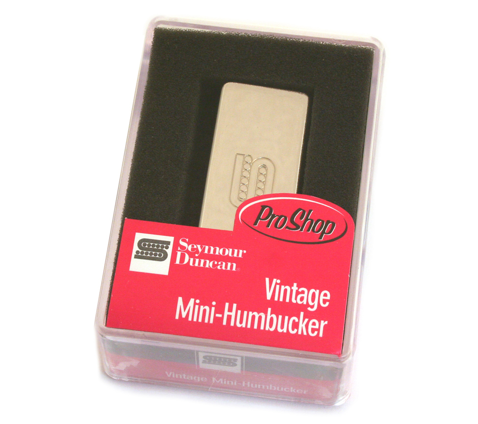 Guitar Parts Factory: Seymour Duncan Mini Humbucker
