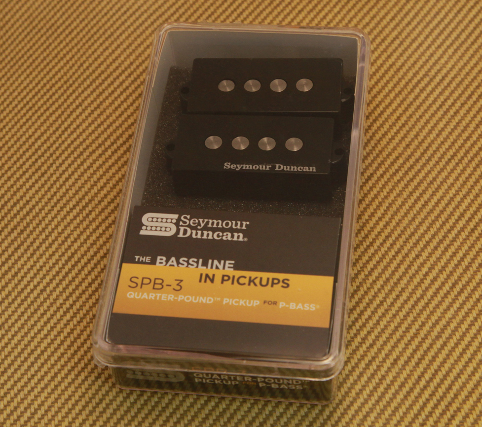 Guitar Parts Factory - Bass Seymour Duncan P Bass Pickups
