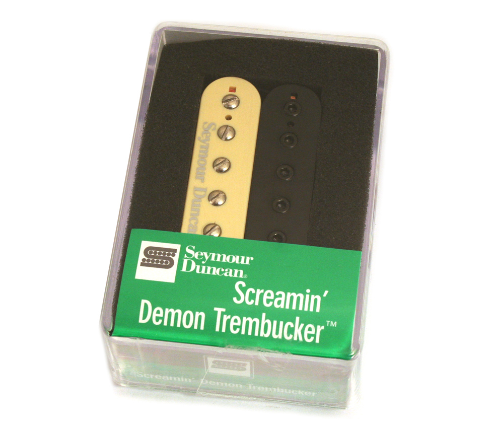 guitar parts factory  seymour duncan screamin u0026 39  demon