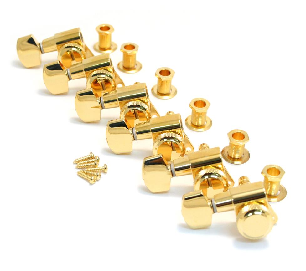 Schaller Locking Tuners Gold Schaller Gold Locking Tuners