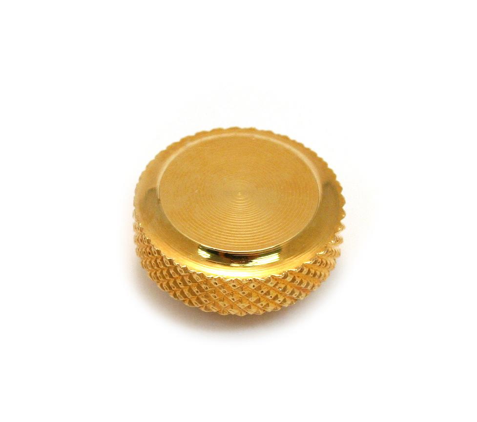 Schaller Locking Tuners Gold 1 Schaller Gold Lock Knob
