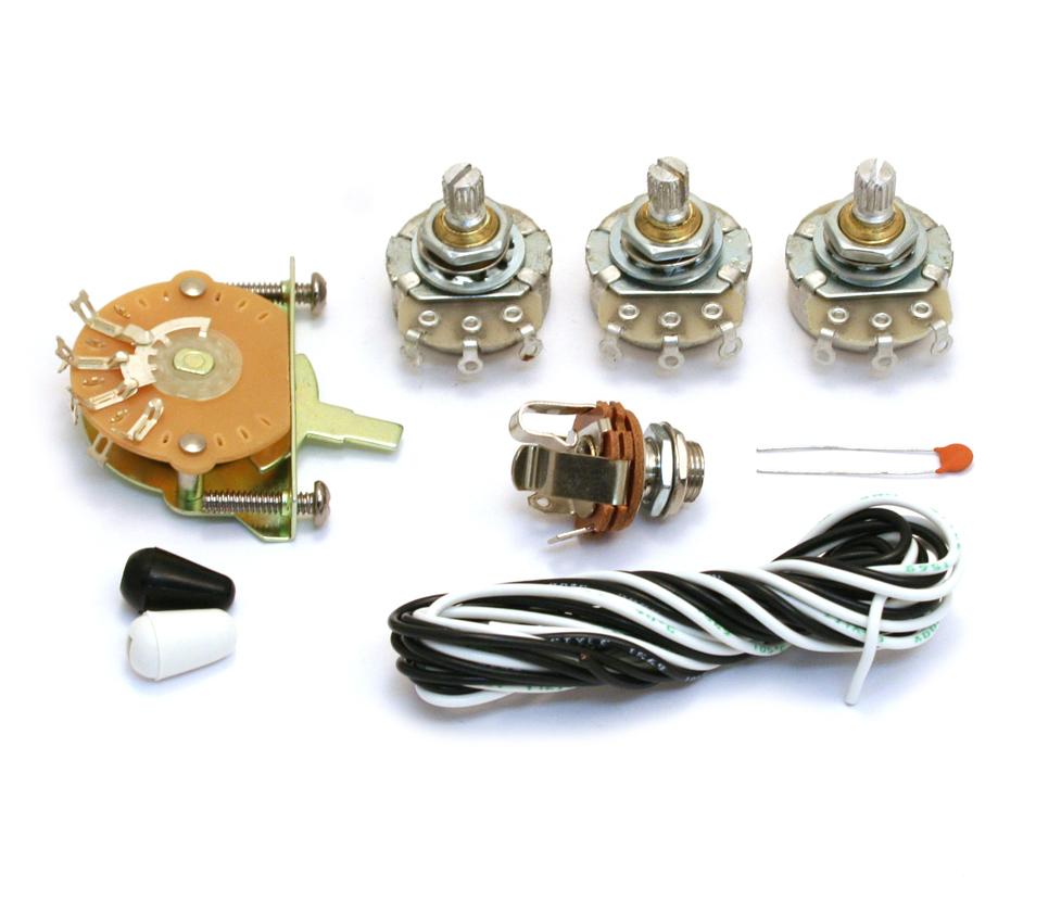 Strat Guitar Kit Wiring Kit For Strat®