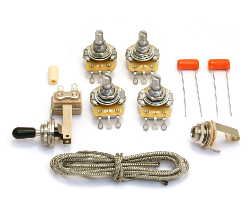 Guitar Parts Factory Wiring Kits For Gibson Sg Harness Kit Es